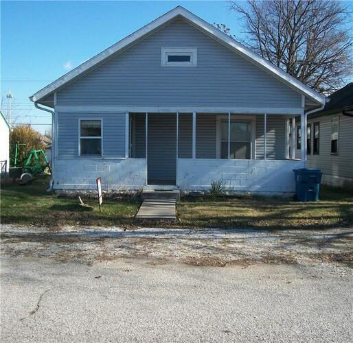 2641 S Mcclure Street Indianapolis, IN 46241   MLS 21752030