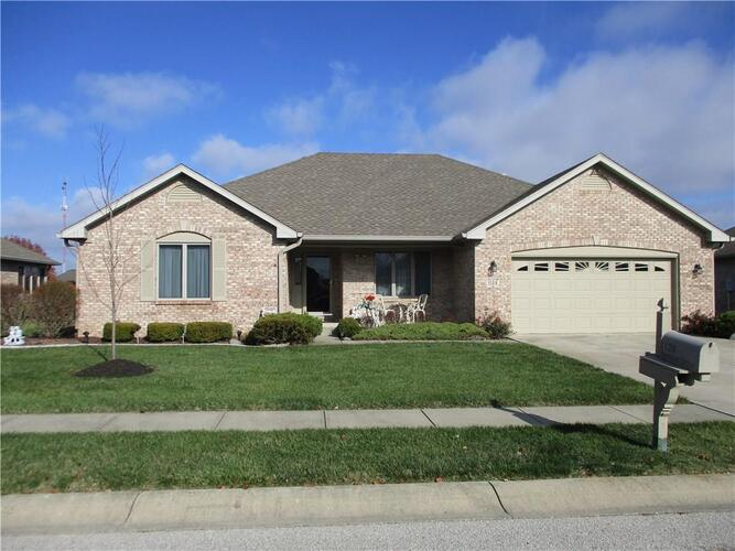 1128  Spencer Drive Brownsburg, IN 46112 | MLS 21752563