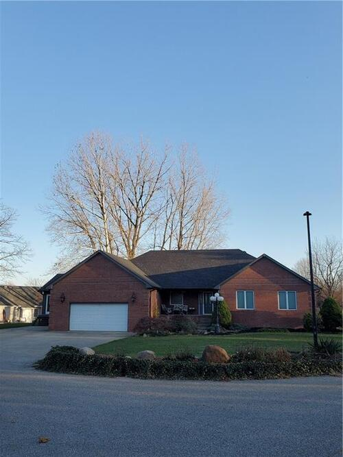 12933 N WATERS EDGE Drive Camby, IN 46113   MLS 21752700