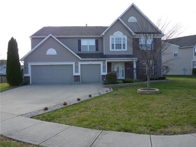 4795  Summit Lake Place Indianapolis, IN 46239 | MLS 21754378