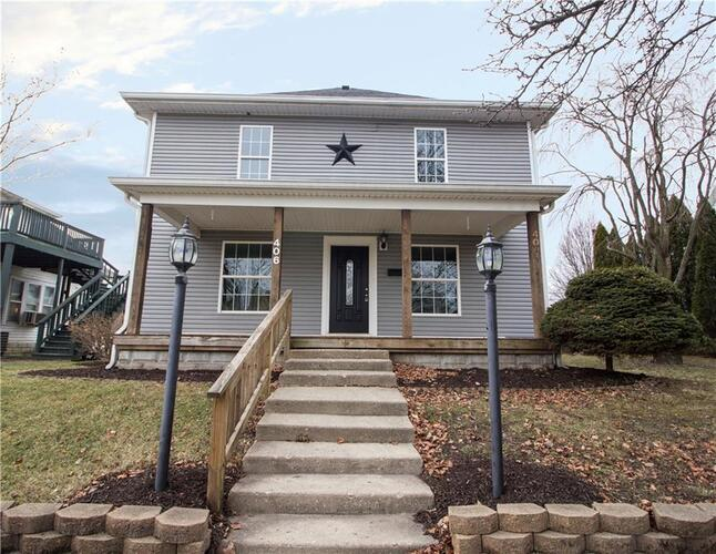 406  Ohio St S  Sheridan, IN 46069 | MLS 21754406