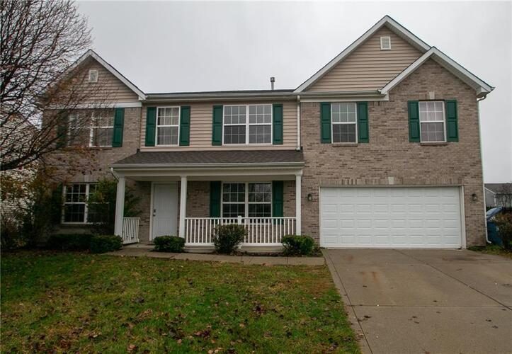 10904  Spring Green Drive Indianapolis, IN 46229 | MLS 21754570