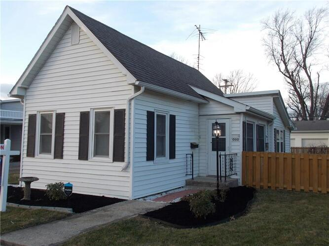 303 W 2nd Street Sheridan, IN 46069 | MLS 21754873