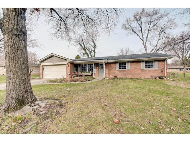 118  Jonquil Drive Indianapolis, IN 46227 | MLS 21755127