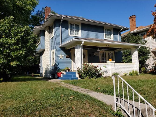 4026  Ruckle Street Indianapolis, IN 46205 | MLS 21755232