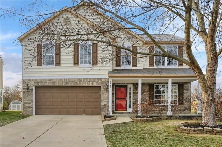 6552  Caressa Way Indianapolis, IN 46259 | MLS 21756620