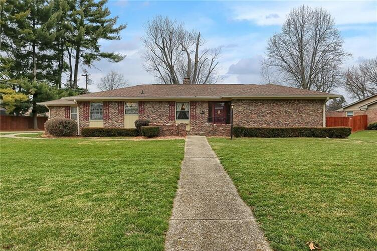 542  Sulky Court Indianapolis, IN 46227 | MLS 21756797