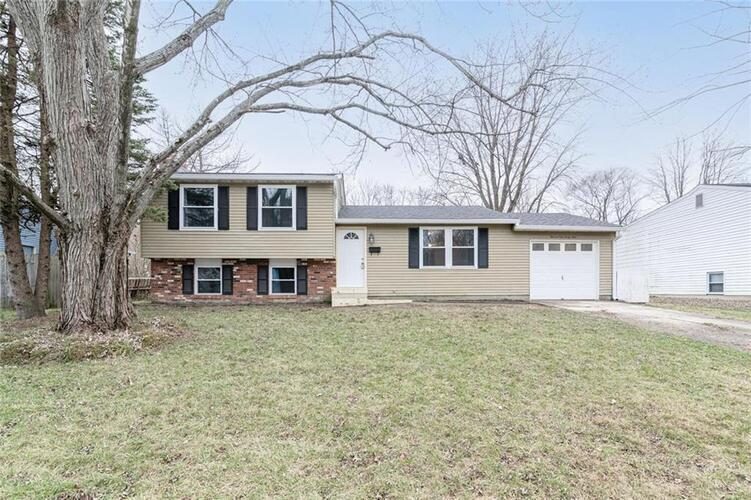11149  Whistler Drive Indianapolis, IN 46229 | MLS 21756883
