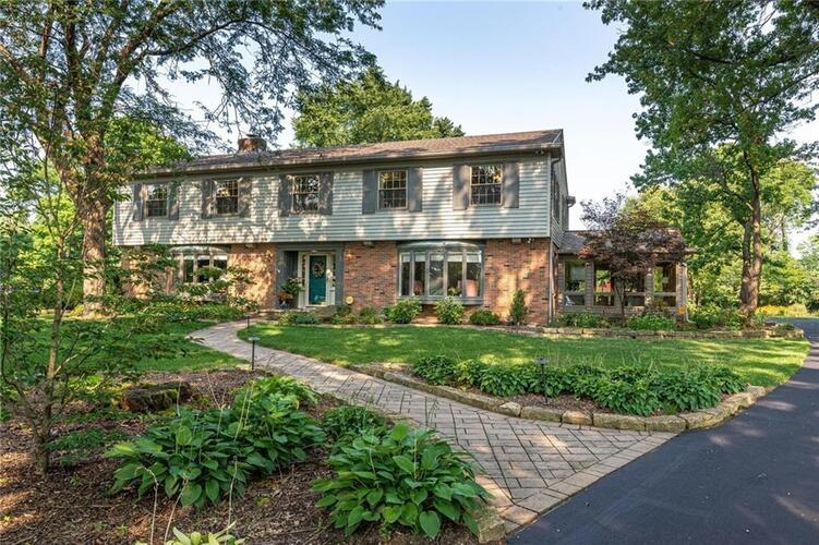 6234  Landborough North Drive Indianapolis, IN 46220 | MLS 21756961