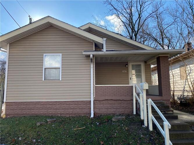 2607 E 13th Street Indianapolis, IN 46201 | MLS 21757065