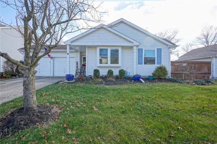 7865  Cardinal Cove South Drive Indianapolis, IN 46256 | MLS 21757119