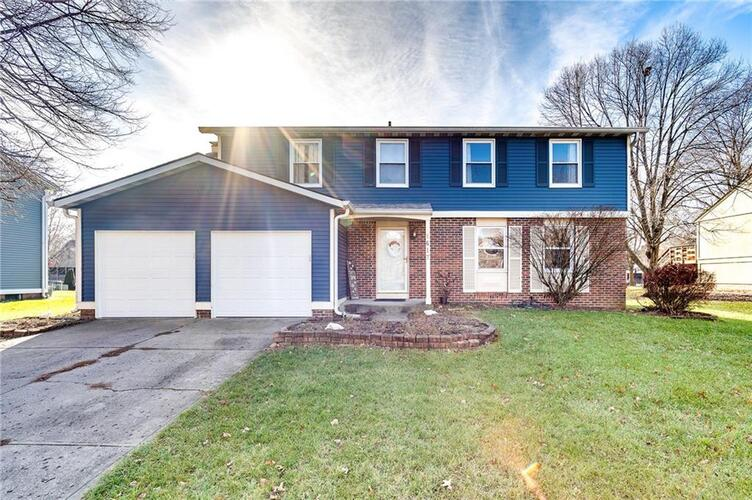 1617  Brentwood Drive Plainfield, IN 46168 | MLS 21757208