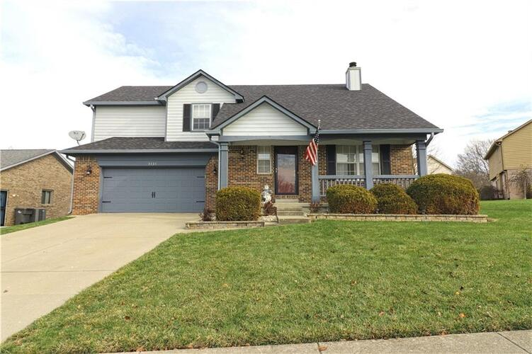 5727  Bold Ruler Drive Indianapolis, IN 46237   MLS 21757214