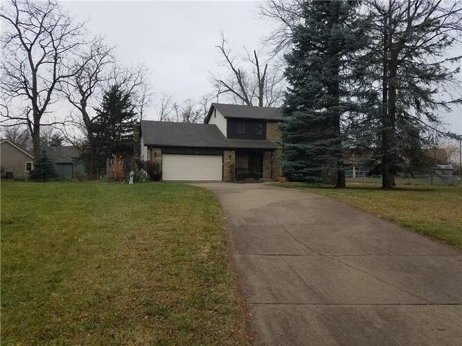 7708  White Dove Drive Indianapolis, IN 46256 | MLS 21757316