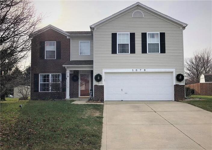 1078  Liberty Drive  Indianapolis, IN 46234 | MLS 21757324