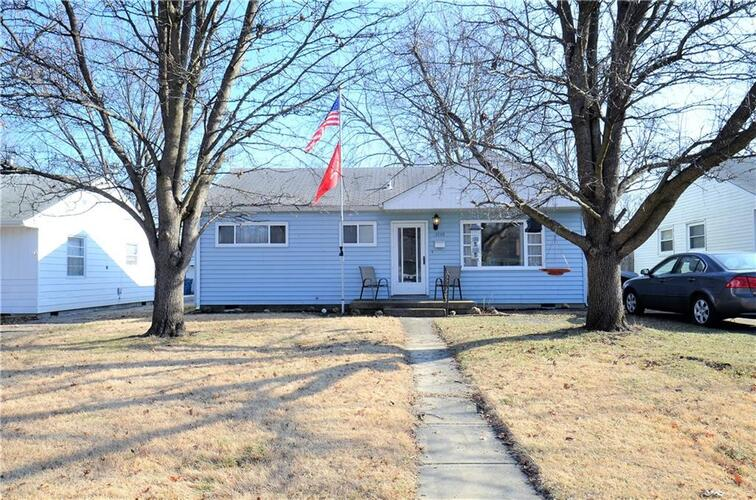 4749 N MITCHNER Avenue Indianapolis, IN 46226 | MLS 21757670