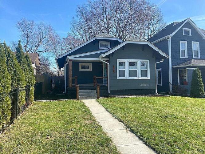 4345  GUILFORD Avenue Indianapolis, IN 46205 | MLS 21757720