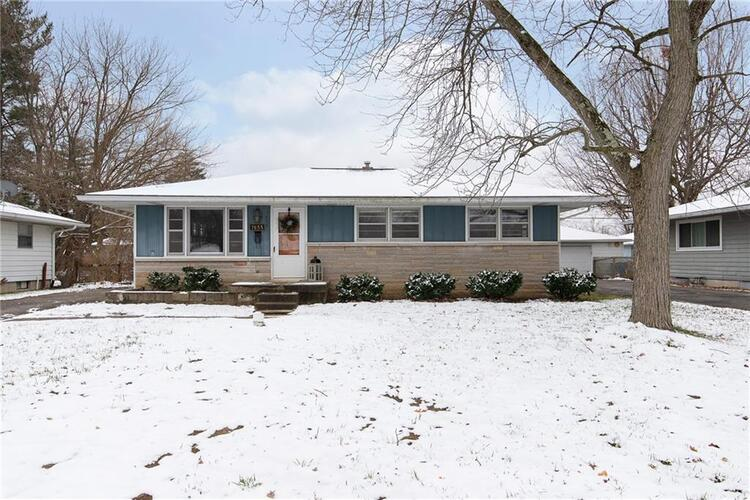 7655 E 51st Street Indianapolis, IN 46226 | MLS 21757835
