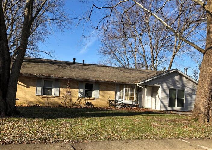 8244  Woodbine Drive Indianapolis, IN 46217 | MLS 21758141
