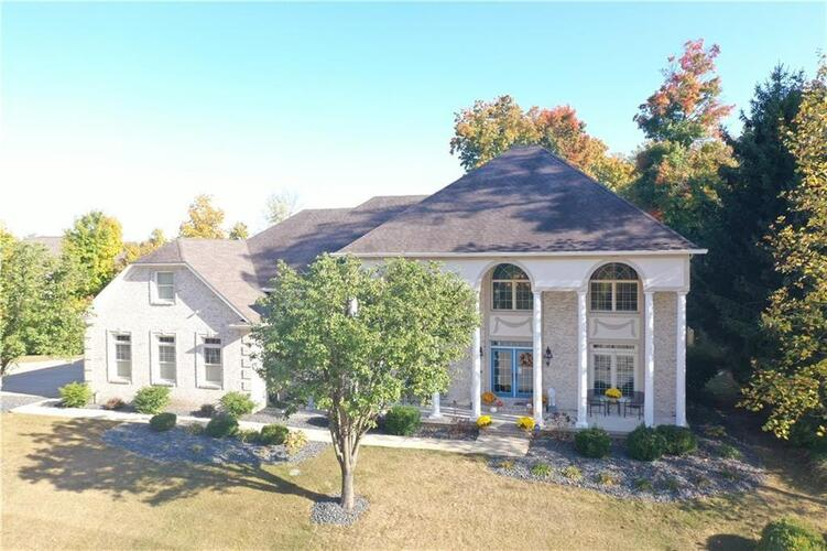 5745  Hickory Woods Drive Plainfield, IN 46168 | MLS 21758194