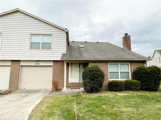 9226  DOUBLOON Road Indianapolis, IN 46268 | MLS 21758304