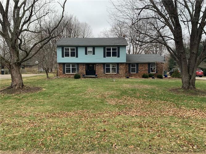 1117 S Meahme Trail Crawfordsville, IN 47933 | MLS 21758433