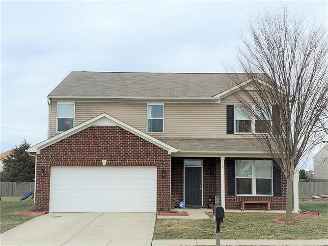3303  Grove Berry Lane Indianapolis, IN 46239 | MLS 21758687
