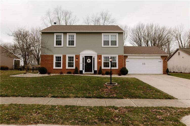 7408  Tarragon Place Indianapolis, IN 46237 | MLS 21758994