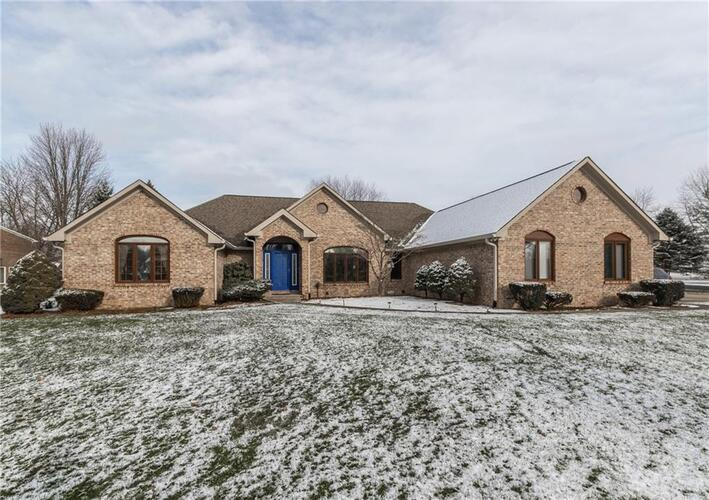 3084 W Birdsong Drive Greenfield, IN 46140 | MLS 21759251