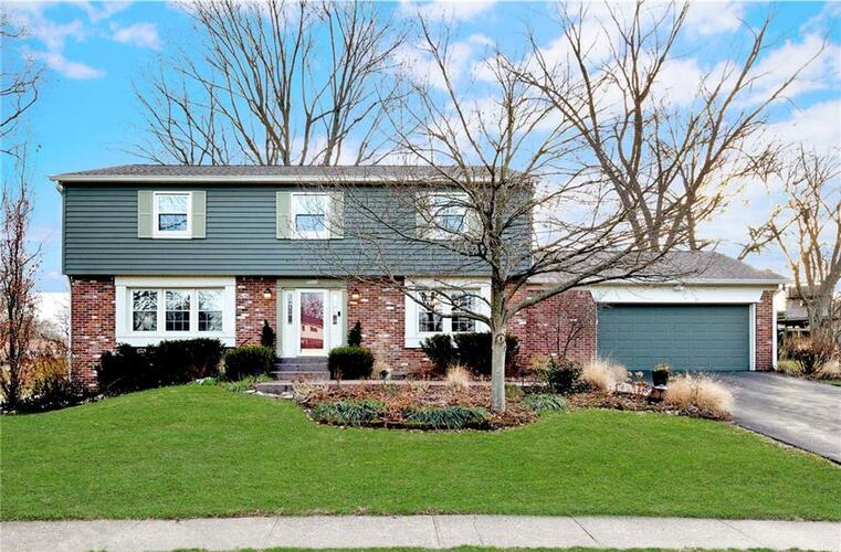6609  Kingswood Drive Indianapolis, IN 46256 | MLS 21759425