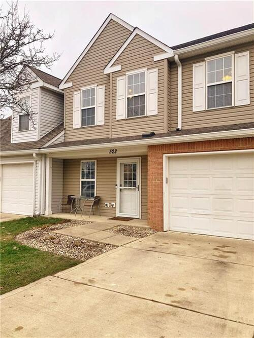 522  Carroll Drive Westfield, IN 46074 | MLS 21759440
