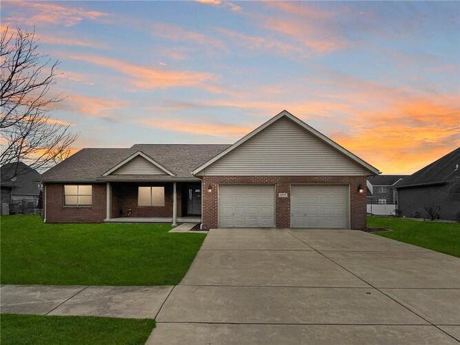 1657  Bell Ford Drive Seymour, IN 47274 | MLS 21759447