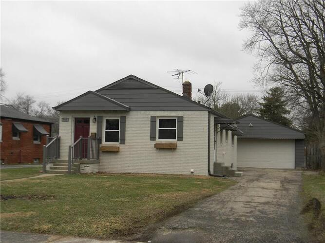 444 S Catherwood Avenue Indianapolis, IN 46219 | MLS 21759455