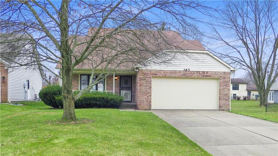 165  Christy Drive Greenwood, IN 46143 | MLS 21759532