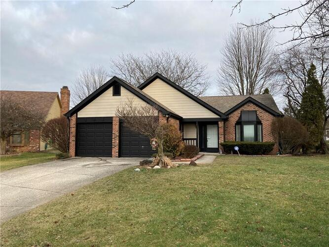 8125  POCKET HOLLOW Court Indianapolis, IN 46256 | MLS 21759584