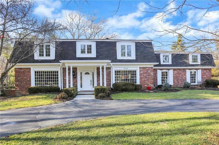 9418  Holliday Drive Indianapolis, IN 46260 | MLS 21759683