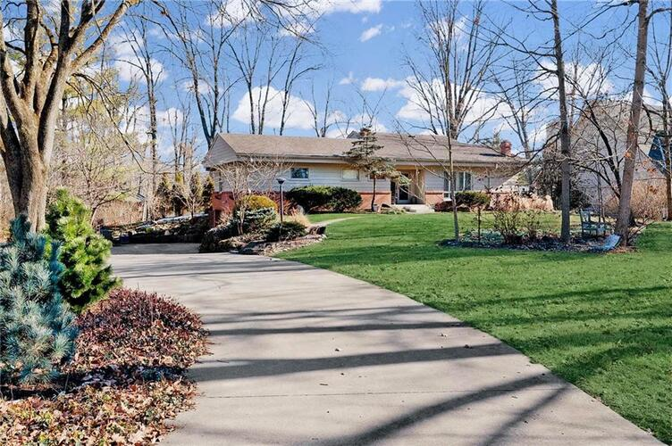 6145  Green Leaves Circle Indianapolis, IN 46220 | MLS 21759702