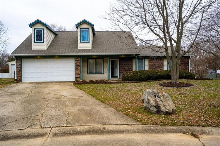 7834  Chicopee Court Indianapolis, IN 46217 | MLS 21759722
