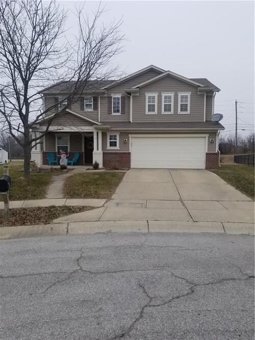 8146  HARSHAW Drive Indianapolis, IN 46239 | MLS 21760180
