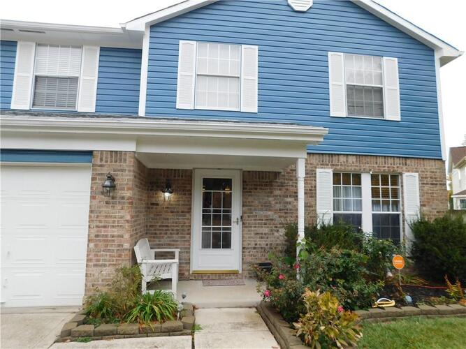 7714  Beckenbauer Place Indianapolis, IN 46214   MLS 21760503