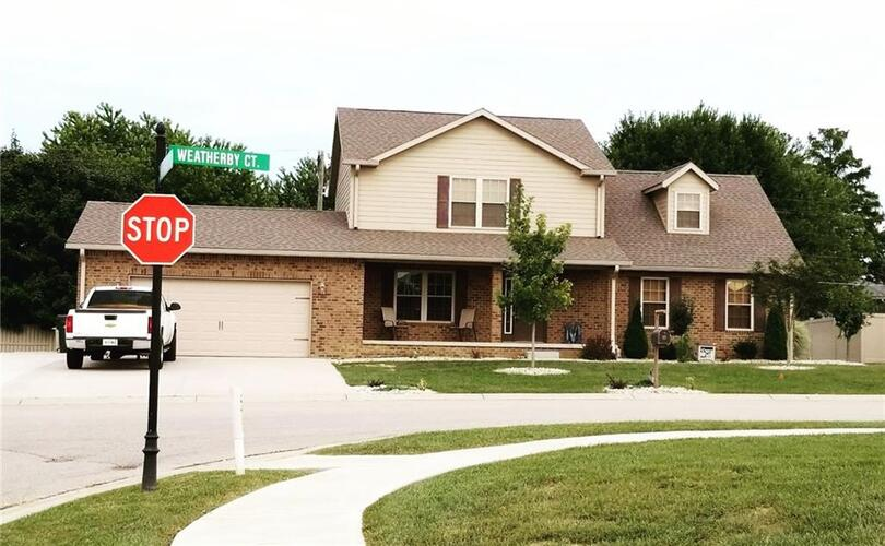 706 S Weatherby Court Greensburg, IN 47240 | MLS 21760912