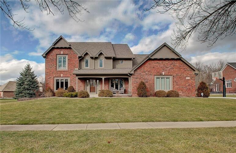 3782  Eagle Trace Drive Greenwood, IN 46143 | MLS 21760956