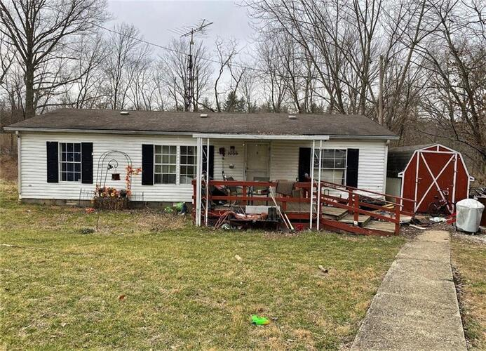 1055 N County Road 190  North Vernon, IN 47265 | MLS 21760962