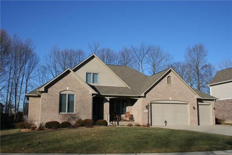 7810  Shady Woods Drive Indianapolis, IN 46259   MLS 21761005