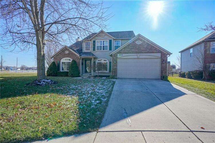 6935  Greengage Court Indianapolis, IN 46237   MLS 21761126