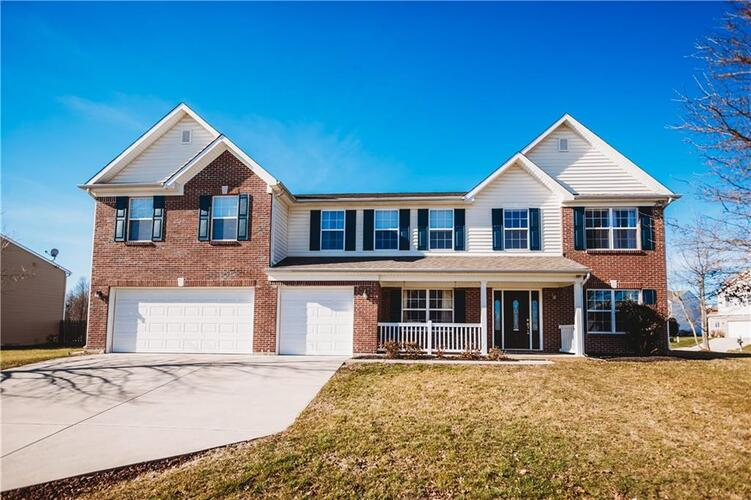 3584  Newberry Road Plainfield, IN 46168 | MLS 21761220