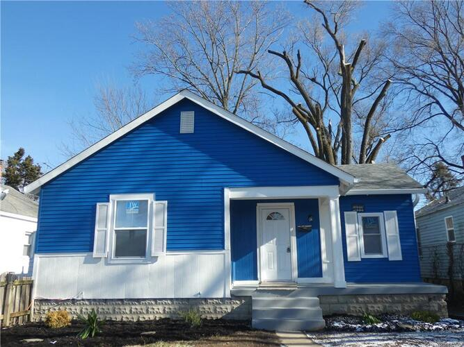 1917  Winfield Avenue Indianapolis, IN 46222 | MLS 21761290