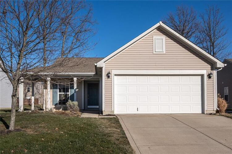 5117  Coloma Court Indianapolis, IN 46235 | MLS 21761293