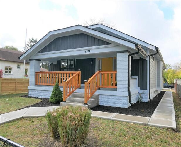 1514  Spruce Street Indianapolis, IN 46203 | MLS 21761304