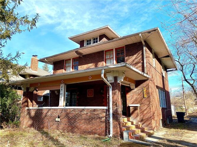 3331  Guilford Avenue Indianapolis, IN 46205 | MLS 21761315